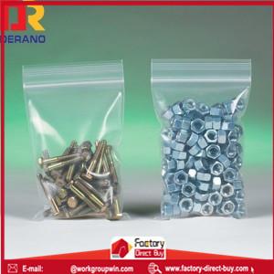 Ldpe Custom Printed Ziplock Bag Manufacturer
