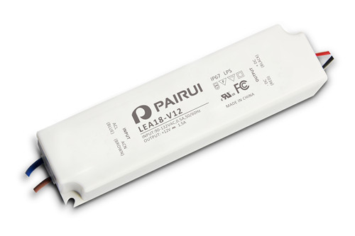 Le Series Pairui Led Drivers