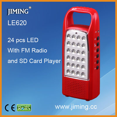 Le620 Led Camping Lamp