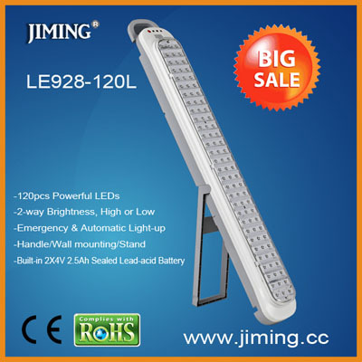 Le928 120l Led Light Emergency