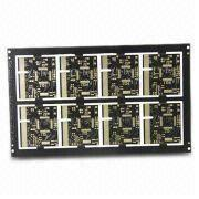 Lead Free Hasl Single Sided Pcb With 1oz Copper Thickness And Sized 153 7 X