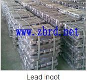 Lead Ingot And Related Products