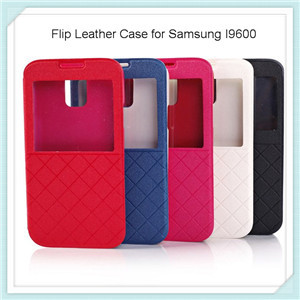 Leather Case For Samsung Galaxy S5 I9600