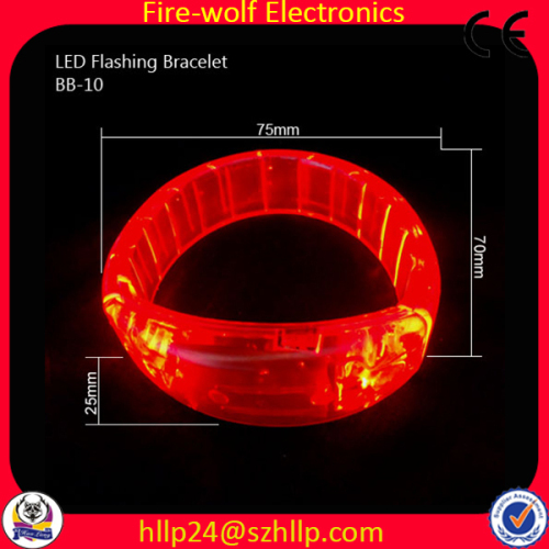 Led Bracelet Glow Flashing