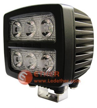 Led Car Light 60w Work
