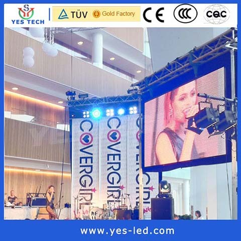 Led Curtain Strong Windproof Level