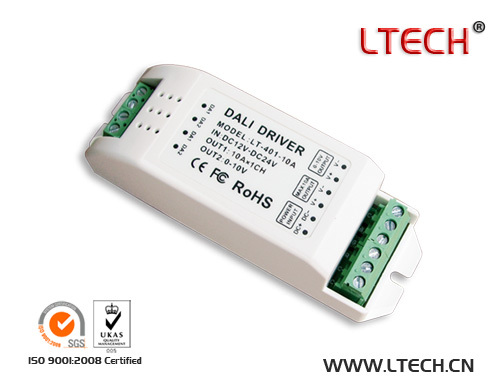 Led Dali Driver Single Channel For Dimming