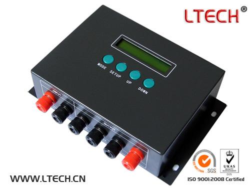 Led Dmx Controller 8a Ch 3 Decoder Rgb