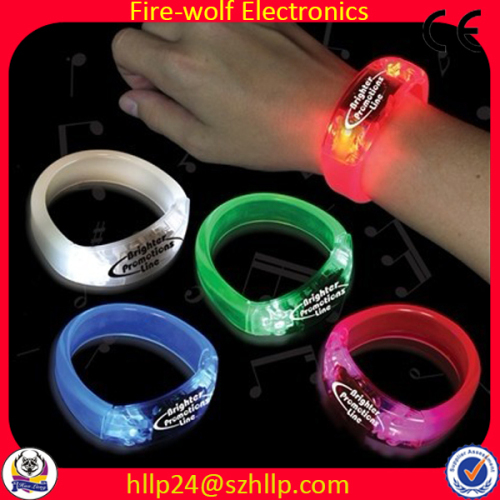 Led Glow Bracelet Flashing