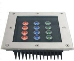 Led Inground Light 12 1w