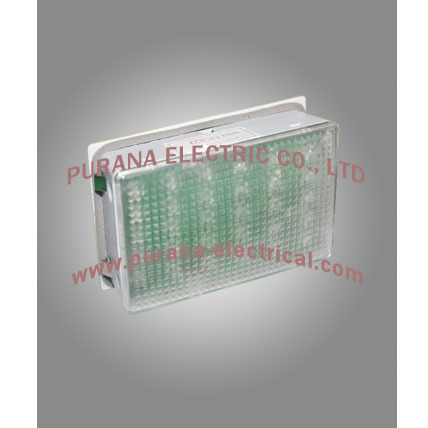Led Lighting Lamp In Cable Compartment