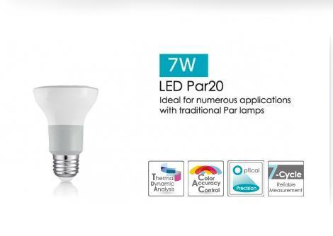 Led Par 20 Light Factory Wal Mart Vendor Powerxploretm Technology
