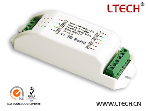 Led Power Repeater For Rgb Strip