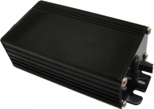 Led Power Supply 24w Ip67 Driver Metallic Case Enclosed