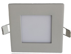 Led Square Type Panel Light 4inch 6w