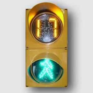 Led Traffic Signal Light Countdown Timer
