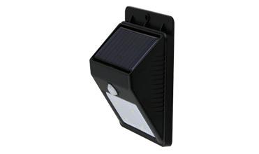 Led Wall Light Solar Powered 650 Mah Battery Lighting