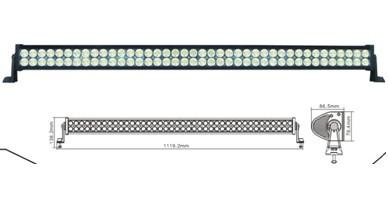 Led Worklight 240w 10 30v Dc Aluminium 680pcs 3w Light Bar For Jeep Ch 008e