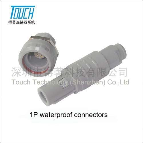 Lemo P Series Waterproof Connector