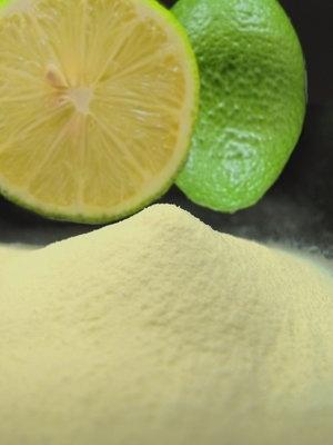 Lemon Juice Powder Per 100g Contain 33 7 Mg Vitamin C