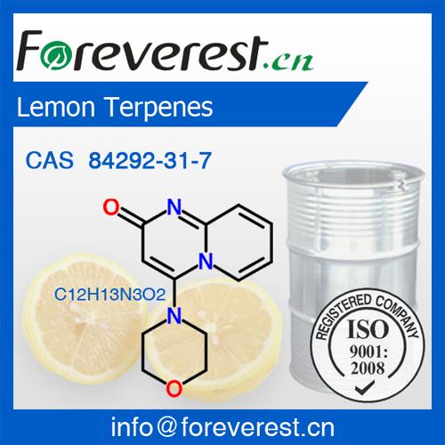 Lemon Terpenes Cas 84292 31 7 Foreverest