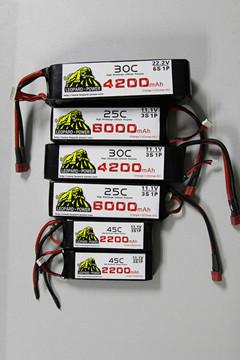 Leopardpower Rc Model Rechargeable Lipo Battery