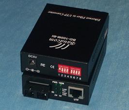 Lfp Fiber Media Converter