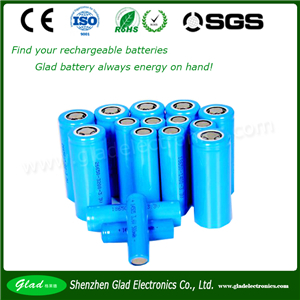 Li Ion Rechargeable Battery