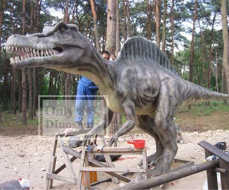 Life Size Animatronic Dinosaur Spinosaurus