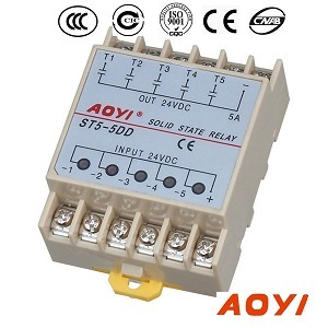 Light Weight Solid State Reversing Relay St5 5dd