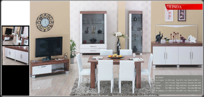 Linda Dining Room Furniture Sets