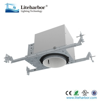 Line Voltage 4 Inch New Construction Ic Airtight Housing