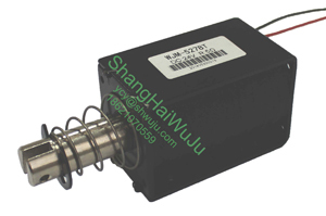 Linear Solenoid Used In Produce Line