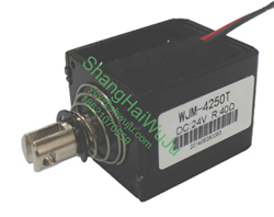 Linear Solenoid Used In The Electronic Door Holders