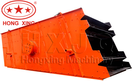 Linear Vibrating Screen With Good Performance