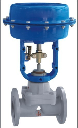 Lined Diaphragm Valve Pneumatic Actuator