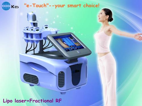 Lipo Laser Fractional Rf For Body Shaping Med 350