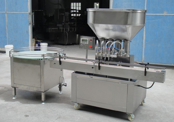 Liquid Filling Machine Form Bhagwati Pharma