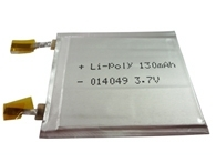 Lithium Ion Polymer Ultra Thin Type