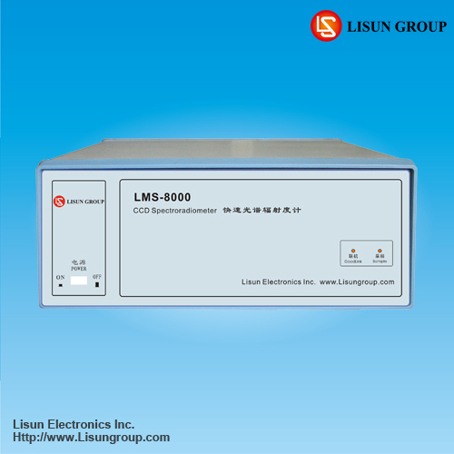 Lms 8000a Economic Ccd Spectrophotometer Works With Integrating Sphere For