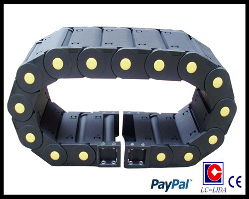 Load Bearing And Over Length Industrial Plastic Cable Energy Carrier Chain