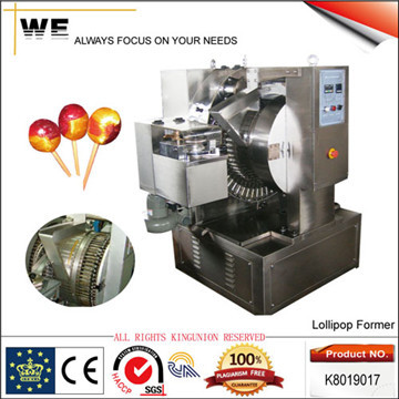 Lollipop Candy Forming Machine