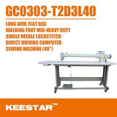 Long Arm Sewing Machine Gc0303 T2d3l40