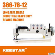 Long Arm Zigzag Sewing Machine 366 76 12