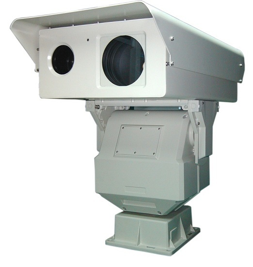 Long Range Ptz Laser Night Vision Camera 2km In Total Darkness