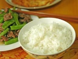 Long White Rice 10 Broken