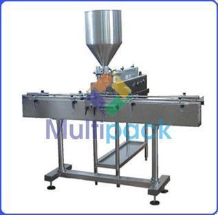 Lotion Filling Machine From Multipack