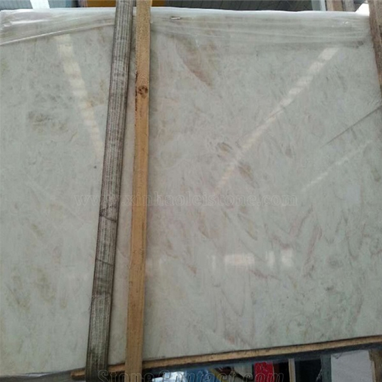 Lotus Jade Marble Slab Guangxi White Slabs Tiles