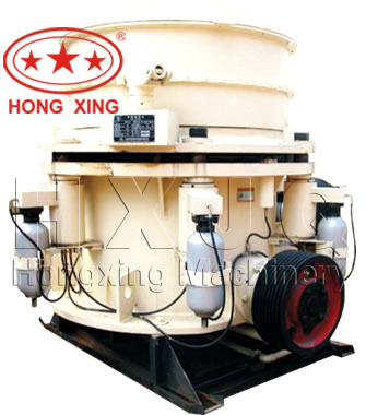 Low Cost Multi Cylinder Hydraulic Cone Crusher