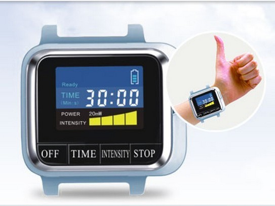 Low Laser Therapy 650nm Raycome Healthcare Ce Wrist Diode Apparatus For Hig